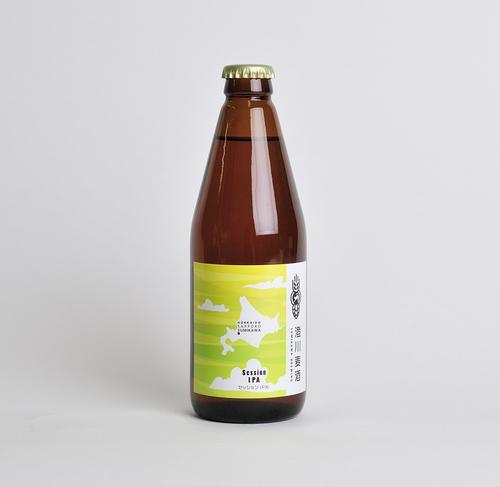 北海道くらし百貨店 澄川 ビールセッションIPA