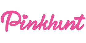PINKHUNTのロゴ画像