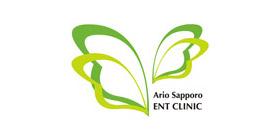 アリオ札幌耳鼻咽喉科クリニックのロゴ画像