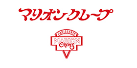 マリオンクレープのロゴ画像